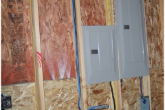 Residential electrical panel